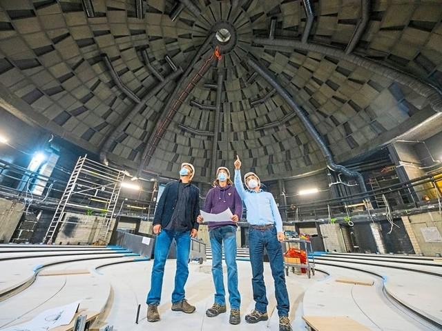"""In Münster entsteht der """"Kosmos-Simulator"""""""