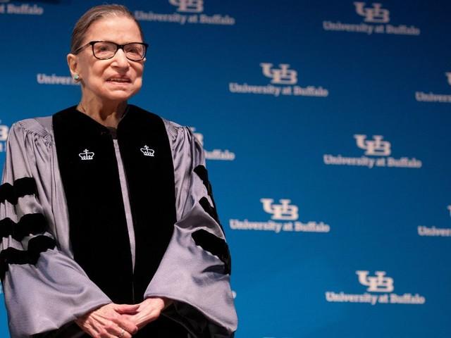 Ruth Bader Ginsburg: Leichnam soll am Supreme Court aufgebahrt werden