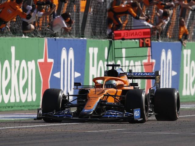 Formel 1: McLaren Deutscher Teamchef bringt McLaren zurück in Form