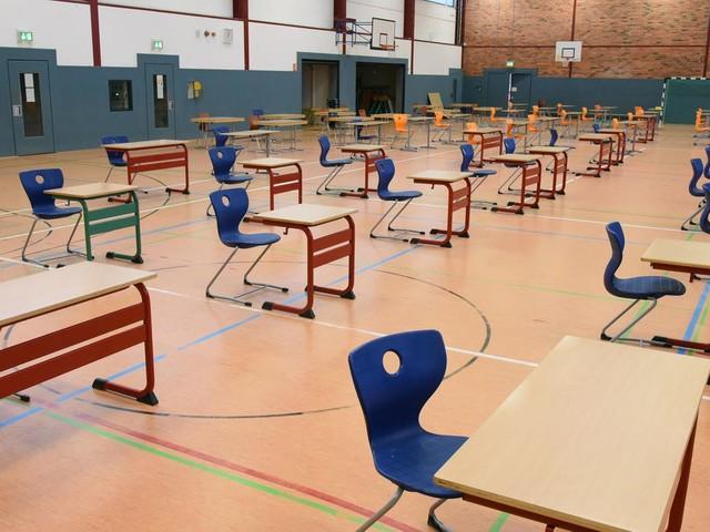 Bei steigenden Infektionszahlen: GEW will Abiturprüfungen notfalls ausfallen lassen – und auf Unterrichtsnoten setzen