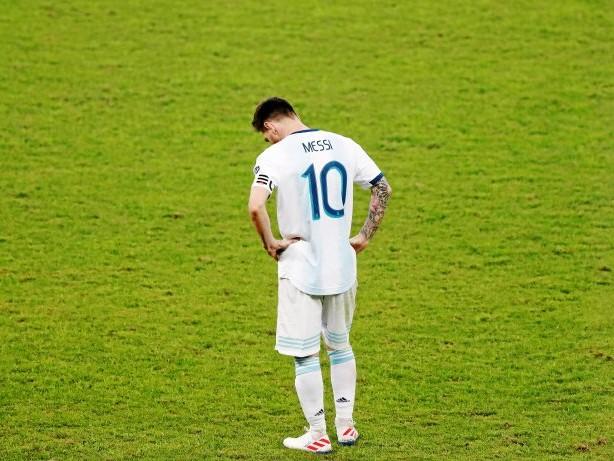 Copa América: Wieder kein Titel für Messi: Brasilien schlägt Argentinien