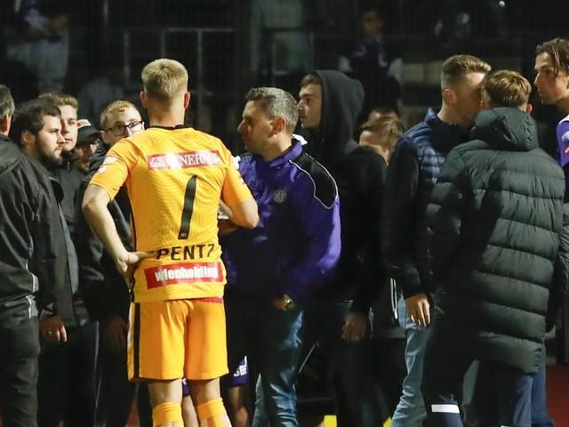 """Cup-Blamage der Austria: """"Spieler müssen sich dafür verantworten"""""""