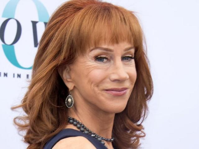 """""""Habe nie geraucht"""": US-Schauspielerin Kathy Griffin hat Lungenkrebs"""