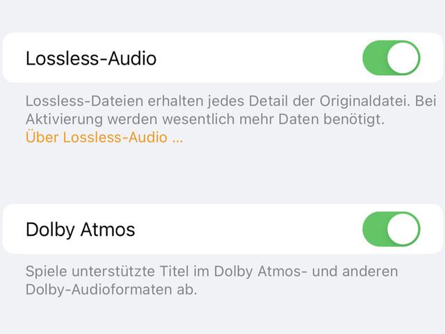 So aktiviert ihr 3D-Audio mit Dolby Atmos und Lossless Audio auf dem HomePod (mini)