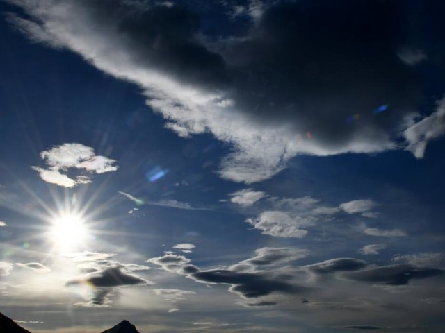 Nach heißem Wochenstart folgt durchwachsenes Wetter