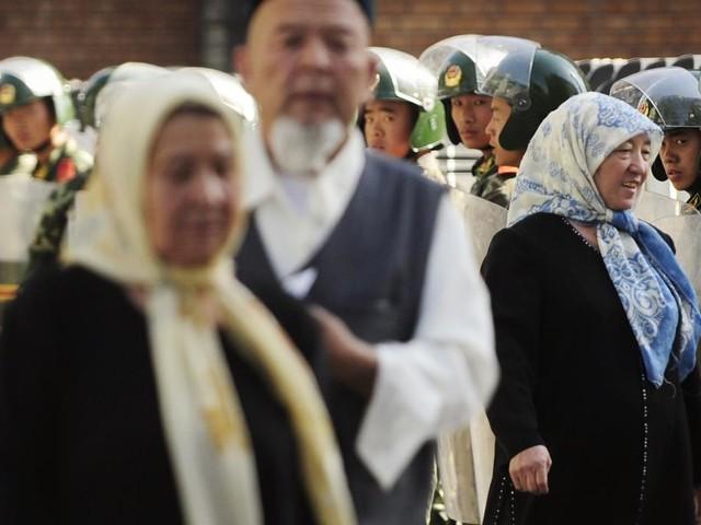 USA kritisieren Chinas Verfolgung der Uiguren scharf