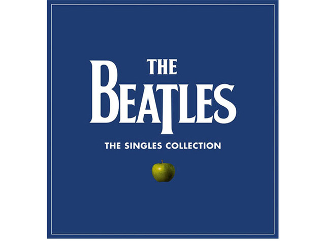 """The Beatles: """"The Singles Collection"""""""