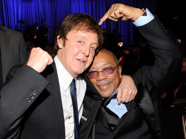 """Beatles und Marlon Brando beleidigt: Quincy Jones entschuldigt sich für """"Wortdurchfall"""""""
