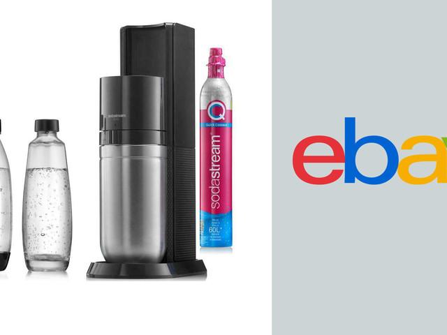 Ebay-Deal: SodaStream Duo günstiger schnappen