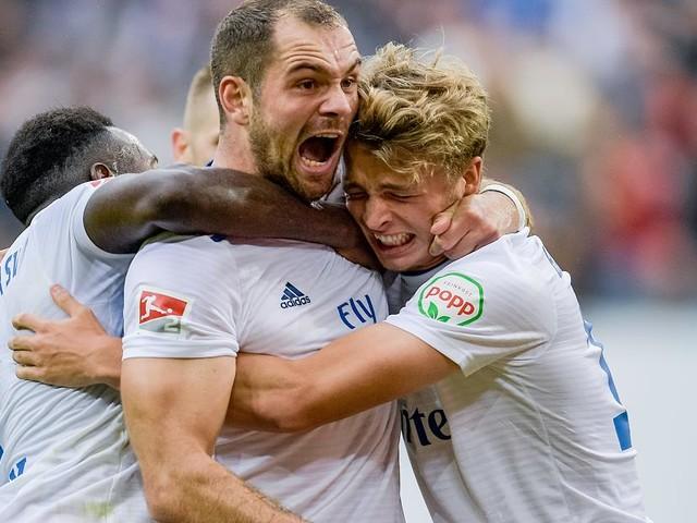 Hsv Union Berlin Im Live Stream So Sehen Sie Die 2 Bundesliga