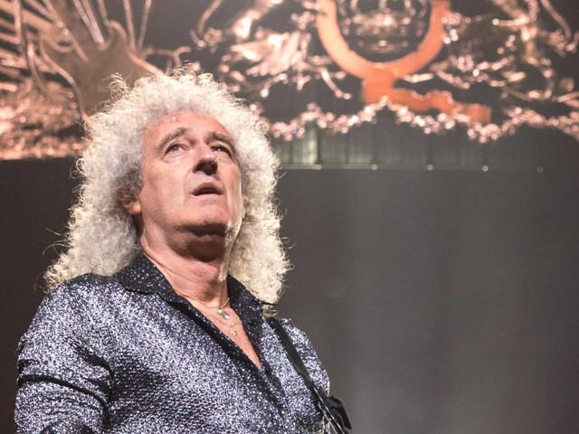 """Queen: Brian May staucht """"Parasit""""-Paparazzo übelst zusammen"""