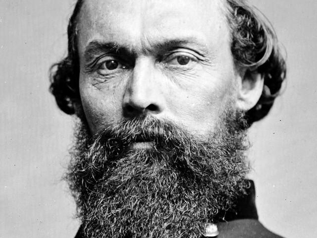 Der unbekannte Unionsgeneral, der die Sklaven befreite