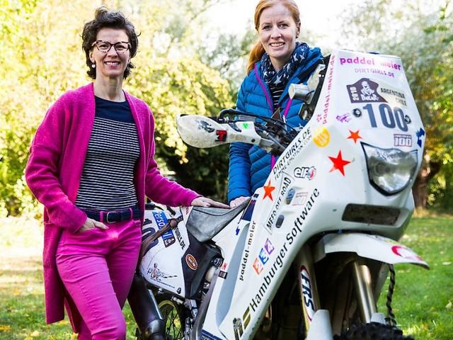 Im Porträt: Die Outdoor-Schwestern Marion und Tina Meier