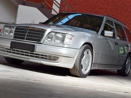 Mercedes E 36 AMG T-Modell (1994): Kombi, kaufen, gebraucht Seltener AMG-Mercedes zu verkaufen
