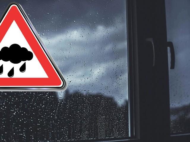 Wettervorhersage für Deutschland - Deutscher Wetterdienst warnt vor Dauerregen in Bayern und Baden-Württemberg