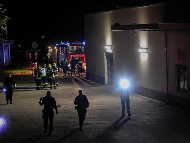 Selbstgebaute Brandsätze: Versuchter Brandanschlag auf Impfzentrum in Sachsen