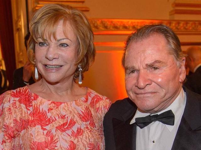 Fritz Wepper: TV-Star trauert um seine Frau Angela
