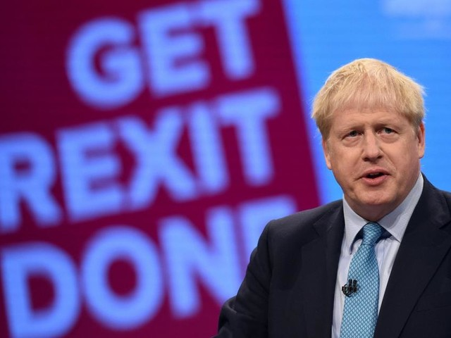 "Johnson: Treten am 31.10 aus EU aus - ""komme was wolle"""