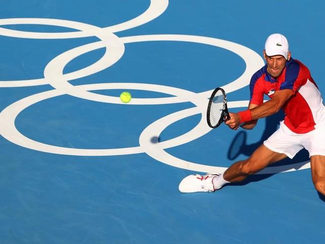 Ausnahmeerscheinung Novak Djokovic: Ein Tennis-Star bei Olympia
