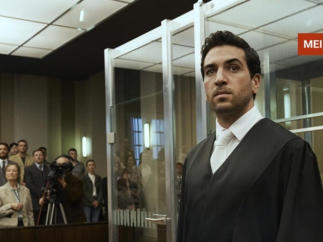 """Elyas M'Barek in """"Der Fall Collini"""": Ein durchschnittlicher Film mit einem wichtigem Thema"""