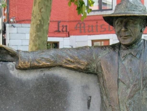 Belgischer Schriftsteller: 30. Todestag des Maigret-Erfinders Georges Simenon