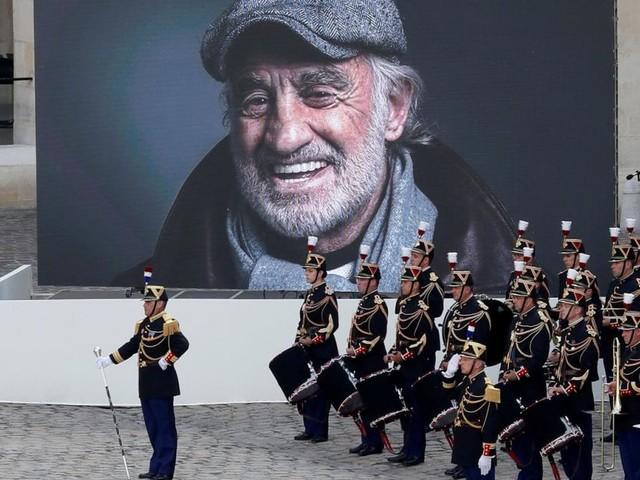 Ganz Frankreich erweist Jean-Paul Belmondo die letzte Ehre