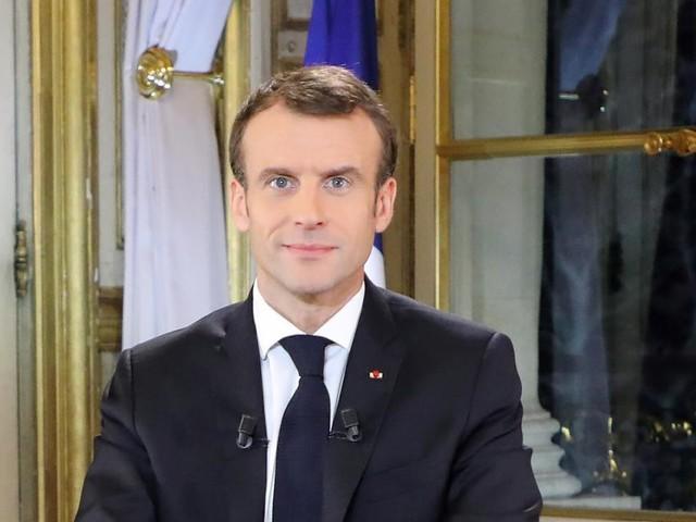 """Druck der """"Gelbwesten"""": Macron verspricht Zugeständnisse"""