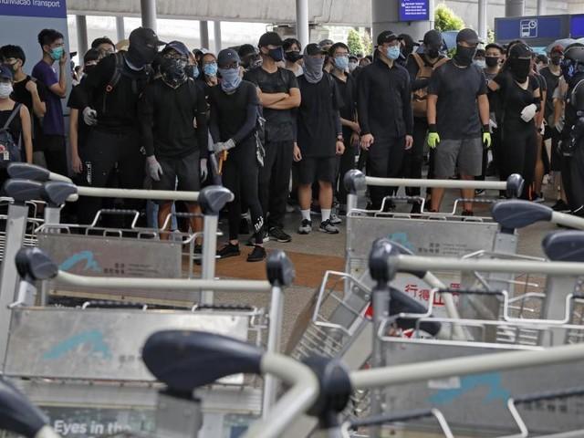 Boykott an Schulen und Unis: China verurteilt Gewalt in Hongkong - 159 Festnahmen