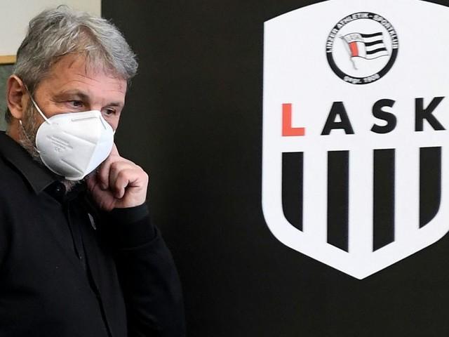 """Jürgen Werner hat das Kapitel LASK """"abgeschlossen"""""""