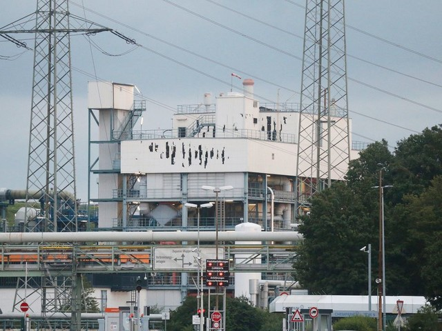 Leverkusen: Polizei will am Donnerstag Explosionsort im Chempark untersuchen