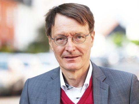 SPD-Gesundheitsexperte Karl Lauterbach weiter im Bundestag
