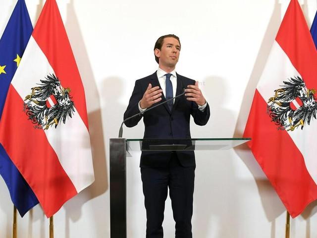 Österreich vor Neuwahl - Kurz kündigt Koalition mit FPÖ auf