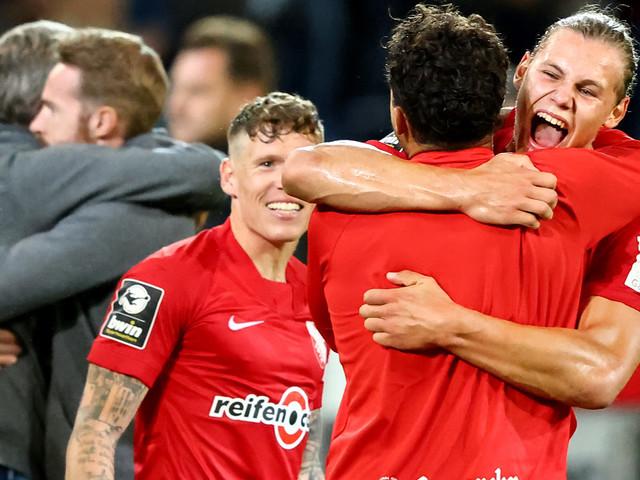3. Liga: TSV Havelse gelingt erster Saisonsieg