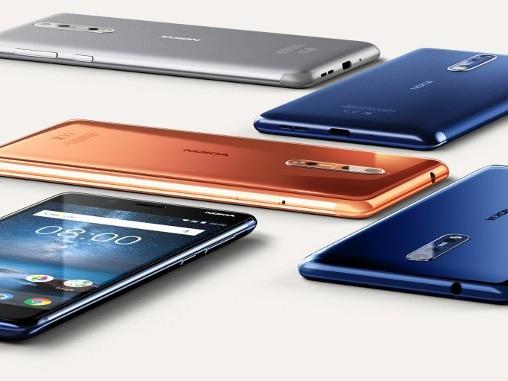Nokia 8 erhält Android 8.1 Oreo-Update