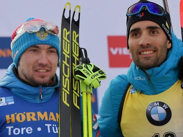 Biathlon-WM - Loginow überrascht die Favoriten