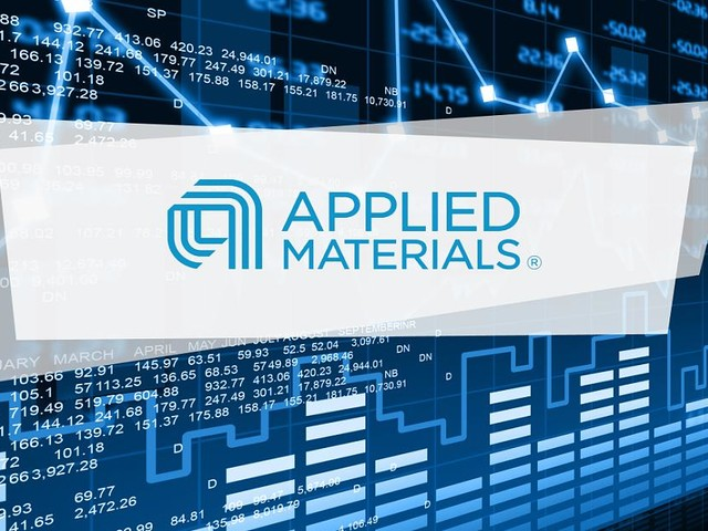 Applied Materials-Aktie Aktuell - Applied Materials fällt mit 1,3 Prozent gering