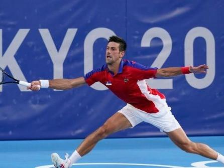 Tennis-Topstar Djokovic souverän im Viertelfinale von Tokio