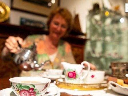 Warum in Ostfriesland immer Teezeit ist