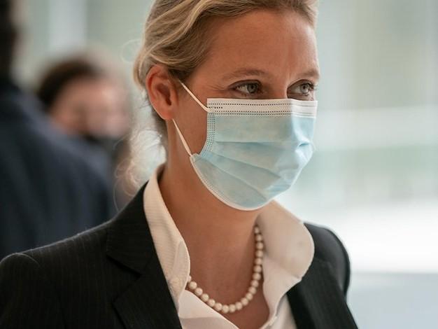 AfD-Spitzenkandidatin: Alice Weidel will sich vorerst nicht impfen lassen