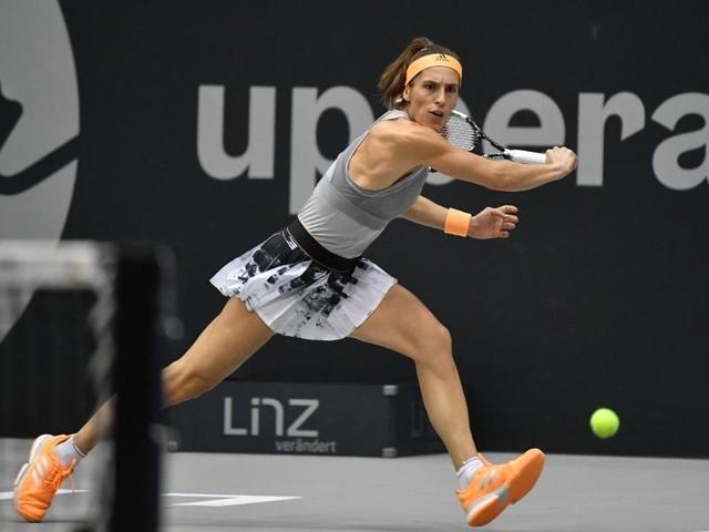 WTA-Turnier: Deutsches Damen-Trio im Viertelfinale - Petkovic verletzt