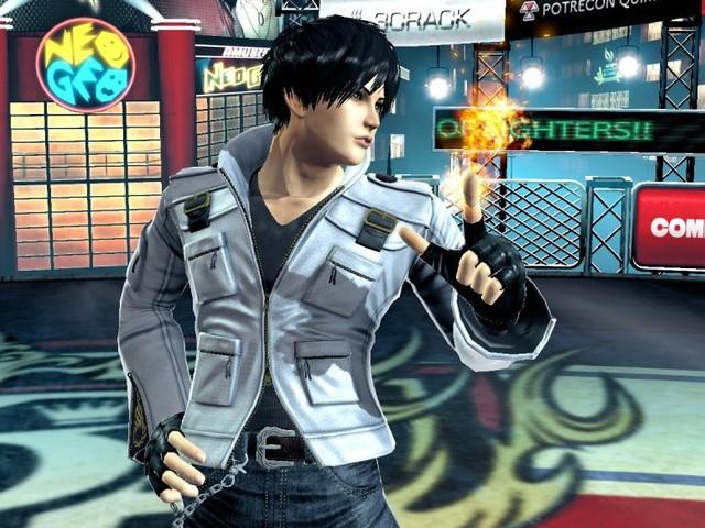 The King of Fighters 14: Oswald als DLC-Charakter angekündigt