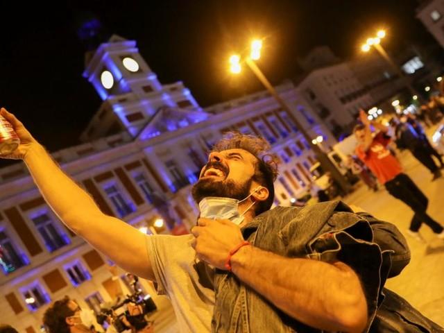 """""""Wir sind frei"""" - Wie Spanien das Ende des Lockdowns feiert"""