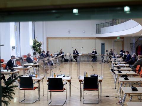 Halle-Anschlag: Ausschuss befragt Polizei zur Opferbetreuung