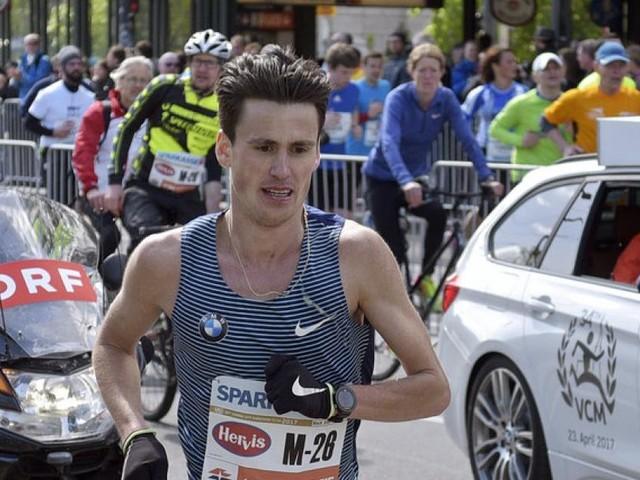 """Marathon-Läufer Pfeil: """"Langsam laufen ist Erholung"""""""