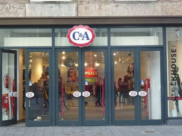 C&A plant Schließung von 13 Filialen in Frankreich