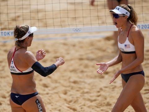 Olympia: US-Duo Ross/Klineman gewinnt Beachvolleyball-Gold