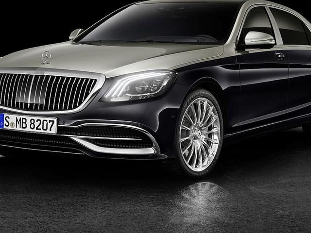 Mercedes-Maybach S-Klasse Facelift: Die Luxuslimousine wird noch edler