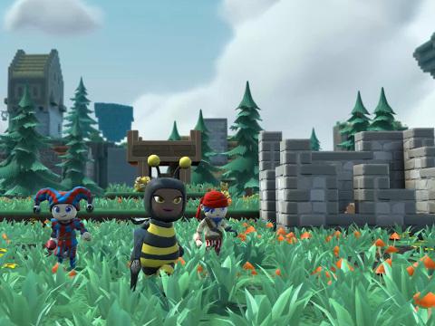 Wunderschönes Game für Minecraft-Fans: Portal Knights noch heute gratis spielen