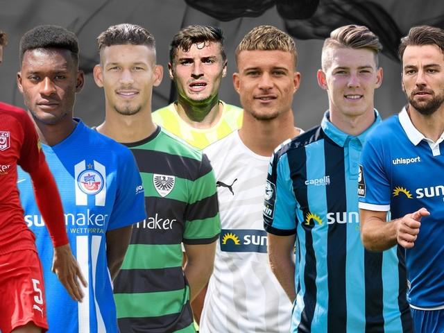 Die 3. Liga startet heute – knapp ein Drittel der Clubs haben denselben Sponsor