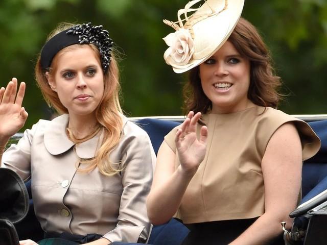 Wegen Meghan: Dicke Luft zwischen Eugenie und Beatrice